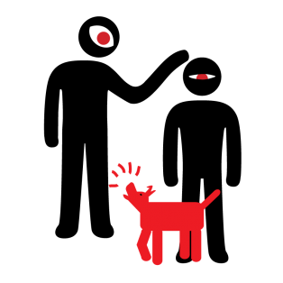 blaffendehond